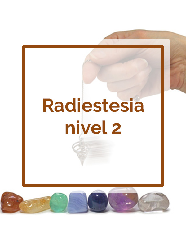 Radiestesia Nivel 2 - Talleres - Betsaida
