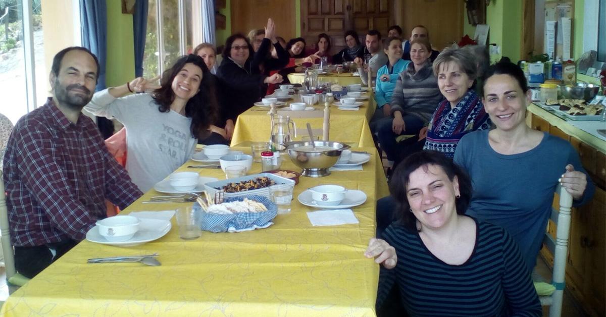 Yoga y cocina vegetariana - Talleres - Betsaida