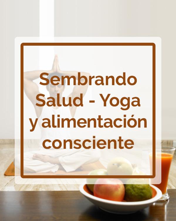 Yoga y alimentación consciente - Talleres - Betsaida