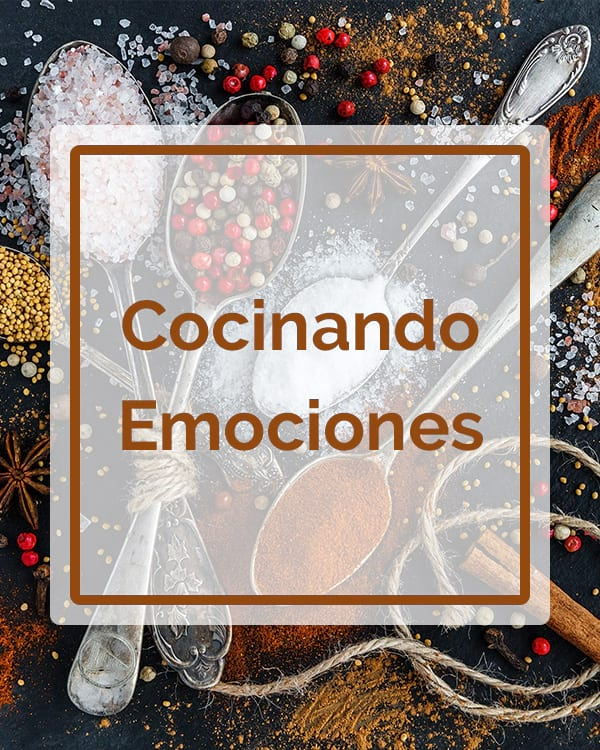 Cocinando Emociones - Talleres - Betsaida
